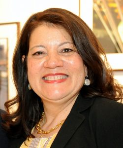 University Dean Arlene Torres